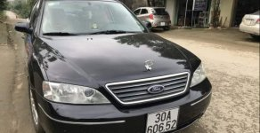 Cần bán lại xe Ford Mondeo năm 2003, màu đen giá 180 triệu tại Thanh Hóa