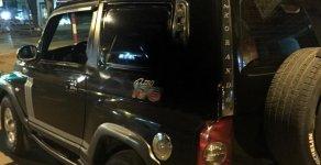 Bán gấp Ssangyong Korando TX5 năm sản xuất 2005, màu đen, nhập khẩu giá 255 triệu tại Lạng Sơn