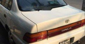 Cần bán Toyota Corolla đời 1990, màu trắng giá 46 triệu tại Bình Dương