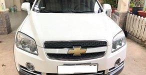 Nhà cần bán Captiva 2009 LTZ, số tự động, màu trắng giá 298 triệu tại Tp.HCM