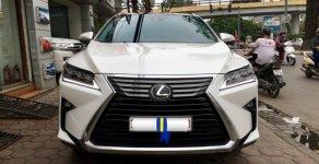 Bán ô tô Lexus RX 350 sản xuất 2016, màu trắng, nội thất nâu, nhập khẩu Mỹ giá 3 tỷ 950 tr tại Hà Nội