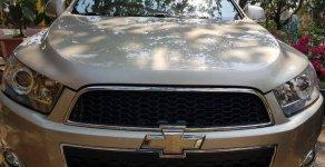 Bán Chevrolet Captiva năm sản xuất 2012, màu vàng giá 450 triệu tại Tp.HCM