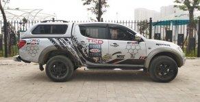 Bán Mitsubishi Triton đời 2014, AT, 4X4, màu bạc, xe nhập giá 420 triệu tại Hà Nội