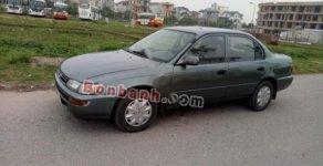 Cần bán Toyota Corolla 1.6 sản xuất năm 1993, màu xám, nhập khẩu nguyên chiếc, giá cạnh tranh giá 98 triệu tại Hà Nội