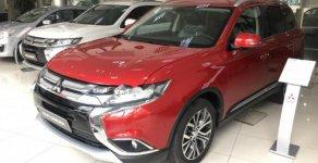 Bán xe Mitsubishi Outlander 2.4 sản xuất năm 2019, màu đỏ giá 1 tỷ 49 tr tại Hà Nội