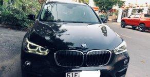 Bán ô tô BMW X1 sDrive20i sản xuất 2015, màu đen, nhập khẩu nguyên chiếc giá 1 tỷ 190 tr tại Tp.HCM