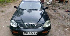 Bán Daewoo Leganza năm 1998, màu đen, xe đã làm lại full máy giá 110 triệu tại Tp.HCM