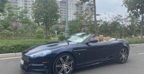 Bán Aston Martin DB9 Convertible V12 6.0 đời 2009, màu xanh lam, xe nhập giá 4 tỷ 800 tr tại Hà Nội