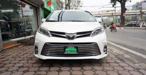MT Auto bán Toyota Sienna LE Limited đời 2019, màu trắng, nhập khẩu nguyên chiếc LH em Hương 0945392468 giá 4 tỷ 350 tr tại Hà Nội