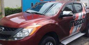 Bán ô tô Mazda BT 50 năm sản xuất 2012, màu đỏ, nhập khẩu số tự động giá 435 triệu tại Bình Dương
