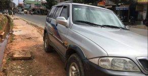 Bán xe Ssangyong Musso đời 2004, nhập khẩu giá 110 triệu tại Lâm Đồng