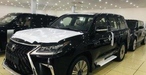 Bán Lexus LX570 super Sport 2019, màu đen, nội thất 2 màu, nhập nguyên chiếc, full option, xe giao ngay giá 9 tỷ 80 tr tại Hà Nội