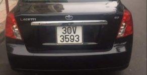 Bán Daewoo Lacetti đời 2009, màu đen xe gia đình giá 186 triệu tại Hà Nội