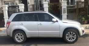 Cần bán xe Suzuki Grand vitara 2.0 AT 2013, màu bạc, xe nhập chính chủ giá 560 triệu tại Tp.HCM