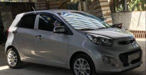 Bán Kia Picanto sản xuất năm 2013, màu bạc, nhập khẩu nguyên chiếc mới chạy 15k km giá 315 triệu tại Khánh Hòa