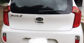 Cần bán gấp Kia Picanto S đời 2013, màu trắng số tự động, giá chỉ 287 triệu giá 287 triệu tại Tp.HCM