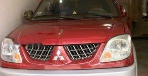 Bán Mitsubishi Jolie đời 2005, màu đỏ, nhập khẩu nguyên chiếc, 190 triệu giá 190 triệu tại Tp.HCM