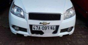 Cần bán gấp Chevrolet Aveo sản xuất 2014, màu trắng giá cạnh tranh giá 265 triệu tại Đắk Lắk
