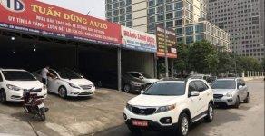 Cần bán xe Kia Sorento đời 2013, màu trắng như mới giá 640 triệu tại Hà Nội