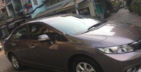 Bán Honda Civic 2012, màu nâu, giá cạnh tranh giá 490 triệu tại Tp.HCM