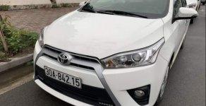 Bán Toyota Yaris G đời 2015, màu trắng, xe nhập, chính chủ giá 560 triệu tại Hà Nội