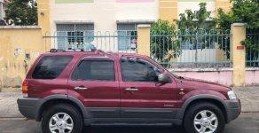 Bán xe Ford Escape 3.0 V6 đời 2002, màu đỏ, số tự động, 167tr giá 167 triệu tại Tp.HCM
