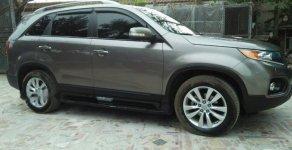 Bán ô tô Kia Sorento đời 2012, màu xám, xe nhập còn mới, 680tr giá 680 triệu tại Hà Nội