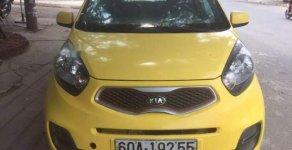 Bán Kia Morning sản xuất 2015, màu vàng, giá chỉ 193 triệu giá 193 triệu tại Bình Dương