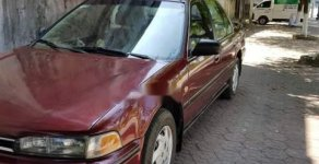 Bán ô tô Honda Accord sản xuất năm 1994, màu đỏ, xe nhập còn mới, 100tr giá 100 triệu tại Quảng Ngãi