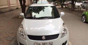 Bán ô tô Suzuki Swift sản xuất năm 2013, màu trắng, nhập khẩu Nhật Bản   giá 425 triệu tại Hà Nội