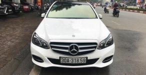 Bán xe Mercedes E250 2013 trắng giá 1 tỷ 285 tr tại Hà Nội