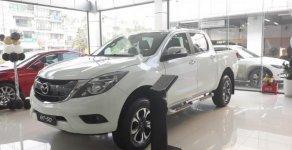 Bán ô tô Mazda BT 50 2.2L 4x2 AT sản xuất năm 2019, màu trắng, nhập khẩu  giá 645 triệu tại Hà Nội