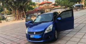 Bán xe Suzuki Swift 1.4 AT 2016, màu xanh lam, chính chủ giá 435 triệu tại Hà Nội