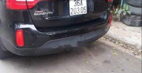 Bán ô tô Kia Sorento đời 2016, màu đen như mới giá 790 triệu tại Thanh Hóa