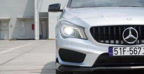 Bán Mercedes CLA 250 AMG 2015, màu bạc, nhập khẩu cam kết chất lượng, bao test hãng giá 1 tỷ 150 tr tại Tp.HCM