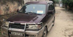 Bán xe Toyota Zace GL sx 2002, số tay, máy xăng giá 215 triệu tại Hà Nội