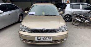Cần bán gấp Ford Laser 1.8 MT sản xuất 2003, màu vàng giá 159 triệu tại Đà Nẵng