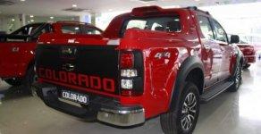 Bán Chevrolet Colorado đời 2019, màu đỏ, xe nhập giá 819 triệu tại Tp.HCM