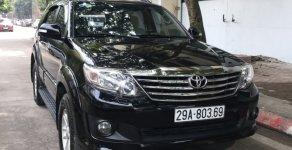 Bán xe Toyota Fortuner V 4x4 AT 2014 còn mới đăng ký, chính chủ giá 710 triệu tại Hà Nội