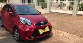 Bán Kia Morning 1.25 AT sản xuất năm 2016, màu đỏ như mới giá 348 triệu tại Đắk Lắk