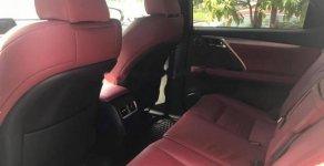 Bán xe Lexus Rx350 Fsport sản xuất năm 2019, số tự động, máy xăng, màu trắng, nội thất màu đỏ giá 4 tỷ 781 tr tại Hà Nội