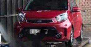 Cần bán lại xe Kia Morning Si AT đời 2017, màu đỏ, giá chỉ 365 triệu giá 365 triệu tại Bình Dương