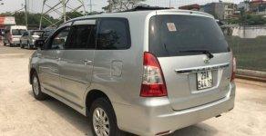 Bán Toyota Innova năm sản xuất 2012, màu bạc, 490 triệu giá 490 triệu tại Hà Nội
