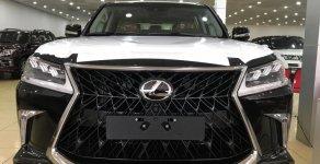 Cần bán Lexus LX570 Super Sport đời 2019, màu đen, nhập khẩu bản cao cấp nhất giá 9 tỷ 150 tr tại Hà Nội