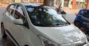 Cần bán lại xe Hyundai Grand i10 sản xuất năm 2016, màu trắng, nhập khẩu số sàn giá 355 triệu tại Đắk Lắk