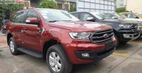 Bán ô tô Ford Everest Ambient AT 4x2 đời 2019, màu đỏ, nhập khẩu, xe mới 100% giá 1 tỷ 54 tr tại Hà Nội