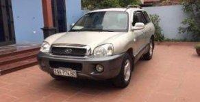 Bán Hyundai Santa Fe Gold 2.0AT năm sản xuất 2003, nhập khẩu giá 370 triệu tại Hà Nội