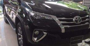 Bán xe Toyota Fortuner 2.8V 4X4 sản xuất 2019, màu đen, nhập khẩu nguyên chiếc giá 1 tỷ 354 tr tại Hà Nội