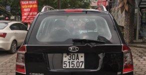 Bán Kia Carens 2.0 SXMT 2012, màu đen, xe đẹp giá 350 triệu tại Hà Nội
