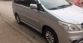 Cần bán Toyota Innova đời 2014, màu bạc xe gia đình giá 515 triệu tại Hà Nội